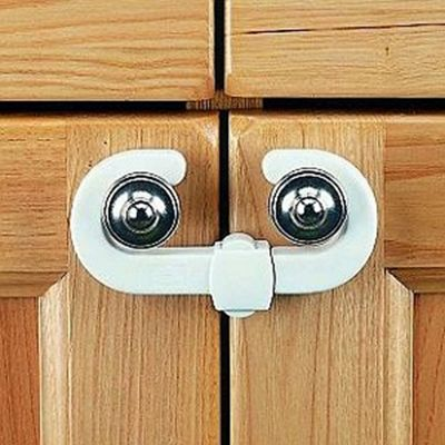 Clippasafe Cabinet Lock Pack of 2