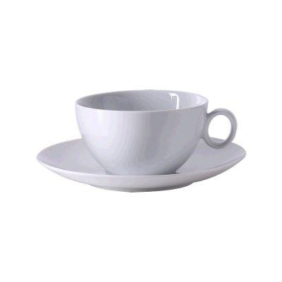 Thomas China Loft Teacup and Saucer 0.34L