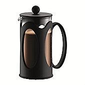 Bodum Kenya Black 3 Cup Cafetiere