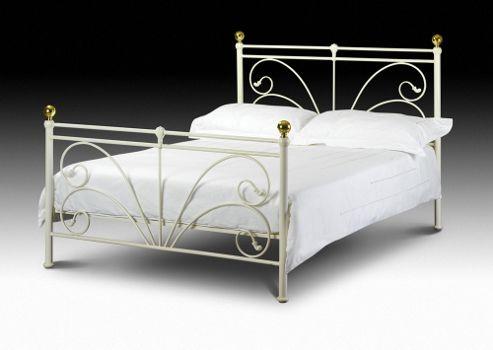Julian Bowen Cadiz Bed Frame - Double (4' 6
