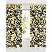 "Despicable Me Minions Curtains 72"""