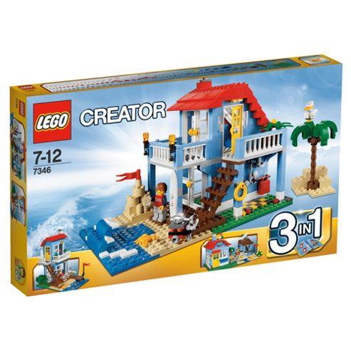 LEGO Creator 3 in 1 Seaside House 7346