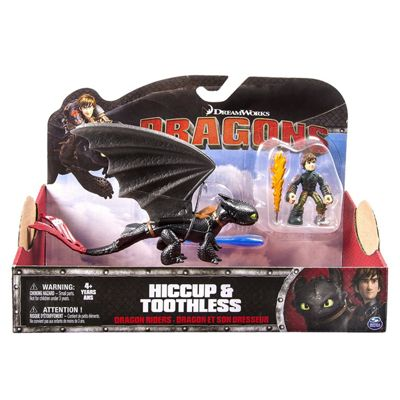 Dragons Race To The Edge - Hiccup And Toothless