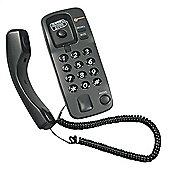 Geemarc 6050EGF Marbella Gondola Style Corded Phone - Graphite