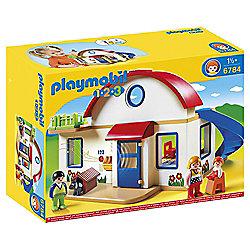 Playmobil 6784 1.2.3 Suburban House