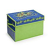 Disney Ninja Turtle Fabric Toy Box