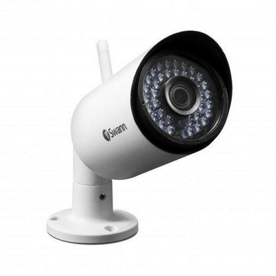 NVW-485 Wi-Fi HD CCTV Security Camera - Extra Camera for Swanns Wi-Fi 1080p HD Security Systems