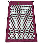 The Pink Shakti Yantra Mat Organic Cotton Replacement Cover