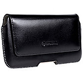 Krusell Hector Plus 5XL Universal Pouch+ Wallet│Protective Mobile Case/Cover│Black
