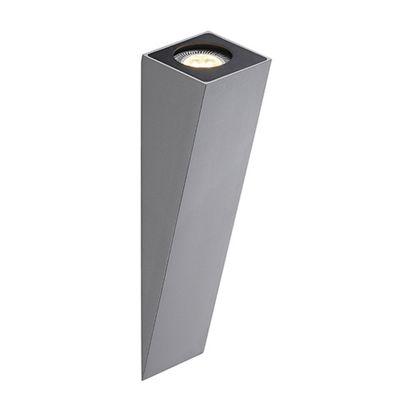 Altra Dice Wall Lamp Light Silvergrey Max. 50W Cube Shape Design