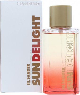 Jil Sander Sun Delight Eau de Toilette (EDT) 100ml Spray For Women