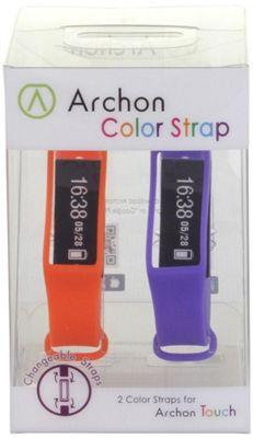 Archon Colour Strap Orange & Purple