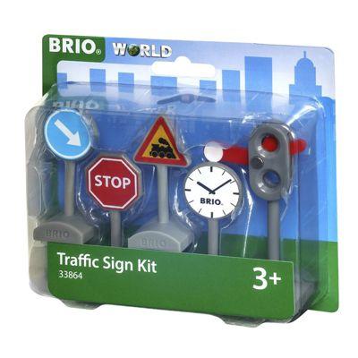 Brio Traffic Sign Kit