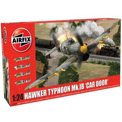 Airfix Hawker Typhoon 1B- Car Door
