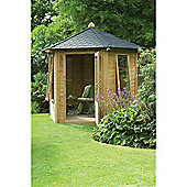 11ft x 9ft Henley Summerhouse 11 x 9 Garden Wooden Summerhouse 11x9