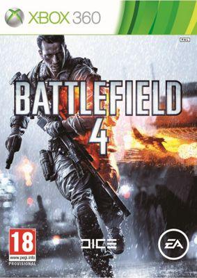Battlefield 4: Standard Ed (Xbox 360)