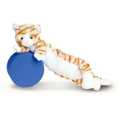 Melissa and Doug - Longfellow Cat - Soft Toy