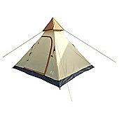 Tesco 4 Man Teepee Tent