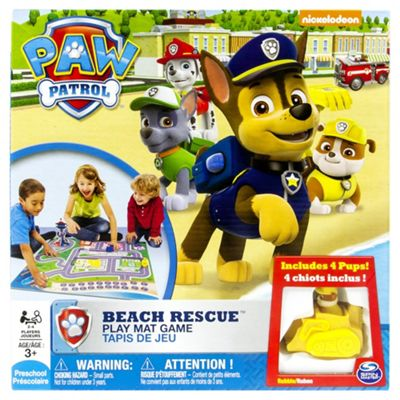 Paw Patrol Beach Rescue