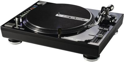 Reloop RP8000 MIDI Compatible DJ Turntable