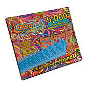 Loom Twister Kit - 5000 Loom Bands Gift Set