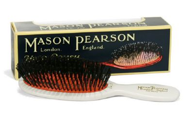 Mason Pearson CB4 Child's Pure Bristle Hair Brush - Ivory