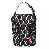 Skip Hop GRAB & GO Double Bottle Bag (Onyx)
