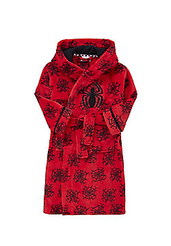 Marvel Spider-Man Dressing Gown - Red