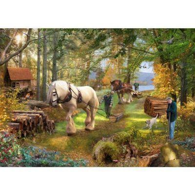 Horse Power Puzzle