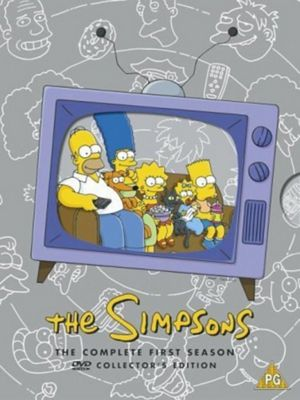 The Simpsons - Series 1 - Complete (DVD Boxset)