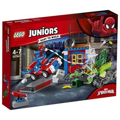 LEGO Juniors Spiderman vs Scorpion Showdown 10754