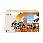 Schleich Safari Animal Rescue Truck