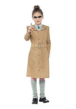 Smiffy's - Roald Dahl Miss Trunchbull - Child Costume 7-9 years