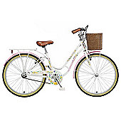 "2015 Viking Crystal Girls Traditional Dutch Bike 24"" Wheel"