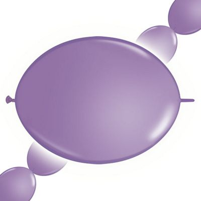 Spring Lilac Quicklink Balloons - 50 Pack