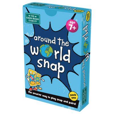 BrainBox Around The World Snap Pack One Card Game