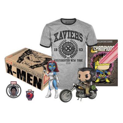 Marvel X-Men Collectors Corp Box Large