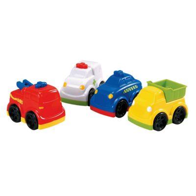 Tesco Mini Vehicles