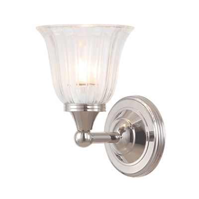 Polished Nickel Bathroom 1 - 1 x 3.5W LED G9
