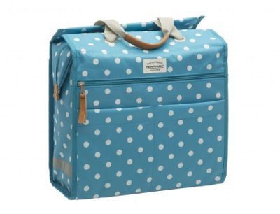 New Looxs Lilly Single Blue Pannier Shopping Bag