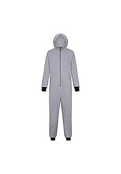 Mens Golf Fishing All-In-One Jumpsuit - Grey