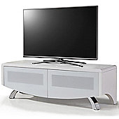 MDA Wave 1200 Hybrid TV Stand For Up To 60 inch - White