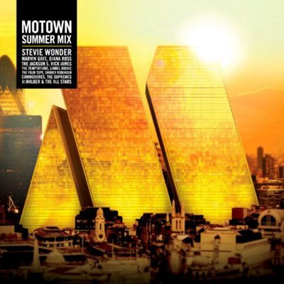 Motown Summer 3Cd