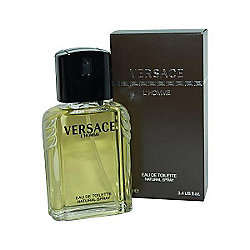 L'Homme Eau De Toilette 100Ml Spray For Men By Versace