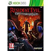 Resident Evil - Operation Raccoon City