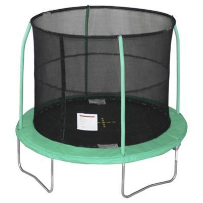 jumpking 8ft combo trampoline