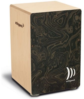 Schlagwerk CP 4006 Night Burl Medium Cajon
