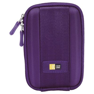 Case Logic QPB-301 Compact  camera Case - Purple