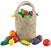 New Sprouts Fruit And Vegetable Tote Set
