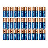 36 x Duracell AA Ultra Power Alkaline Batteries LR6 MX1500 MN1500 with Powercheck